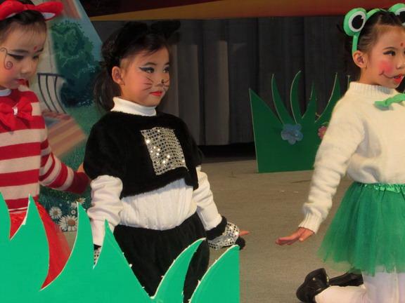 2014小小新上海人暨上海曙明少年合唱团迎新音乐会